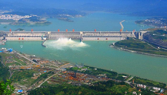 长江三峡水电站